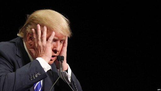 ترامپ ۳۷ درصد ثروت خود را از دست داد