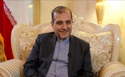 ایران خواهان رفع تحریمهای یکجانبه علیه مردم سوریه شد