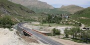 آزادراه کرج-تهران شلوغ است؛ تردد روان در محورهای تهران-شمال