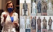 پلوسی خواستار حذف نمادهای بردهداری در کاخ سفید شد