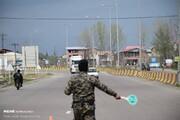 آزادراه تهران-شمال به سمت شمشک یکطرفه شد