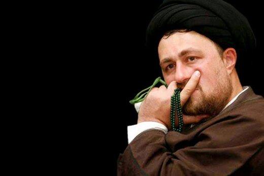 سیدحسن خمینی: بدون تعارف بگویم، مشکل کشور در عرصه جهانی باید عزتمندانه حل شود /یکدست شدن حاکمیت به ضرر کشور است