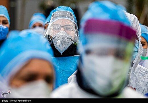 بیمارستانی که بیش از ۱۵۰ نفر از کارکنانش کرونا گرفتند