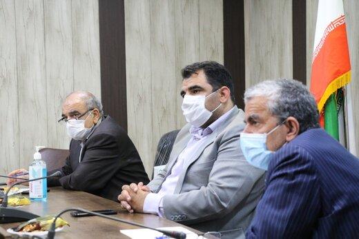 رضایت معاون بهداشت وزیر از عملکرد دانشکده علوم پزشکی شوشتر در مقابله با کرونا