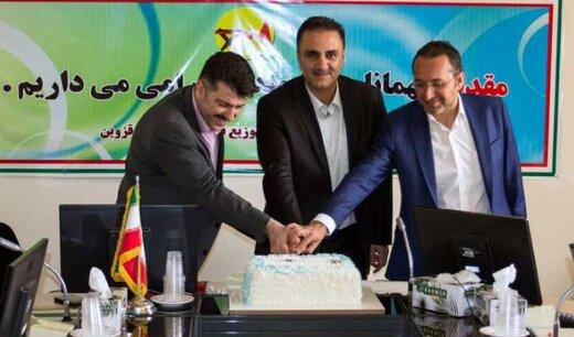 اولین سامانه نوین هوشمند در شرکت برق قزوین افتتاح شد