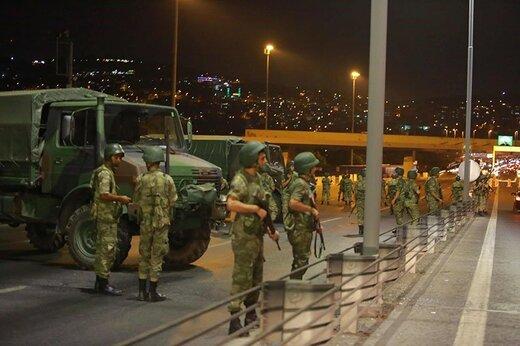 اردوغان اختیارات عقابهای شب را گستردهتر کرد/گارد امپراتوری عثمانی در خیابانها!