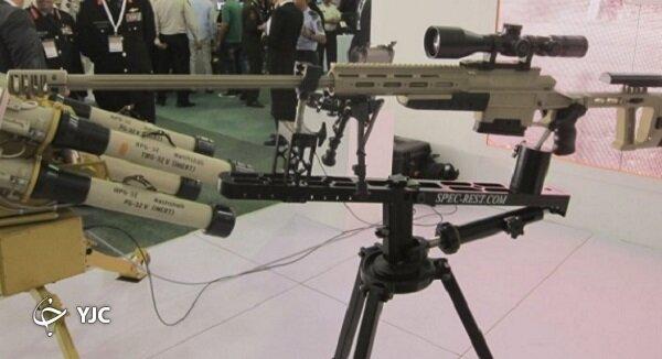 تفنگ تکتیرانداز آرش؛ تیر زهرآگین ایرانی بر پیشانی دشمنان انقلاب اسلامی + تصاویر