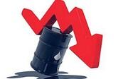 سقوط قیمت نفت تشدید شد
