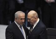اولمرت: نتانیاهو دنبال جنگ است