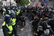 ببینید | میدان جنگ پلیس و معترضان در سیاتل
