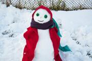 ببینید | برف بازی در گرمای خرداد در ایستگاه 7 توچال