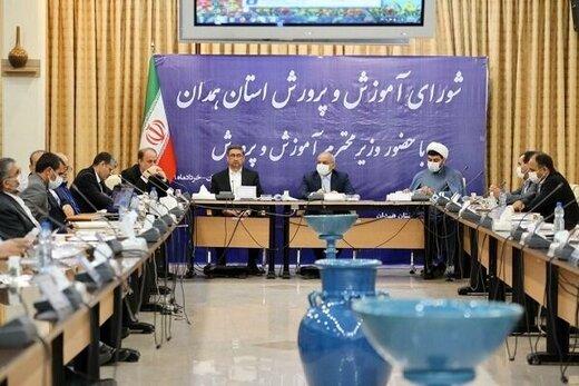وزیر آموزش و پرورش از کمبود ۱۹۷ هزار نیرو در این وزارتخانه خبر داد