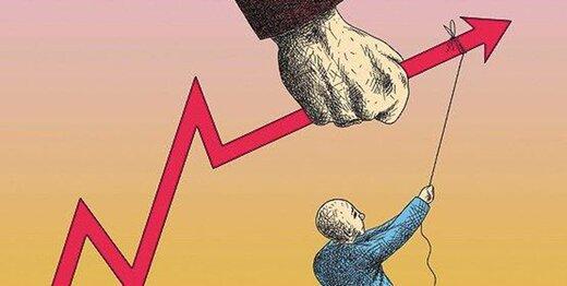 ضربه کرونا به رشد اقتصادی