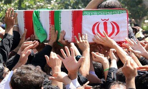 نوری احمدنژاد شهید شد