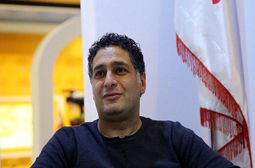 تسلیت به محمد برزگر پرسپولیسیها