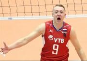 پسر بد والیبال روسیه در راه ایتالیا