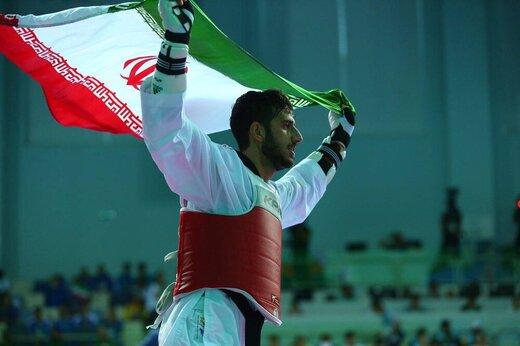 ببینید | نائب قهرمان تکواندوی جهان در مازندران مسافرکشی میکند!