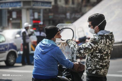 ماسک، بهترین محافظ شما در برابر ویروس کرونا است