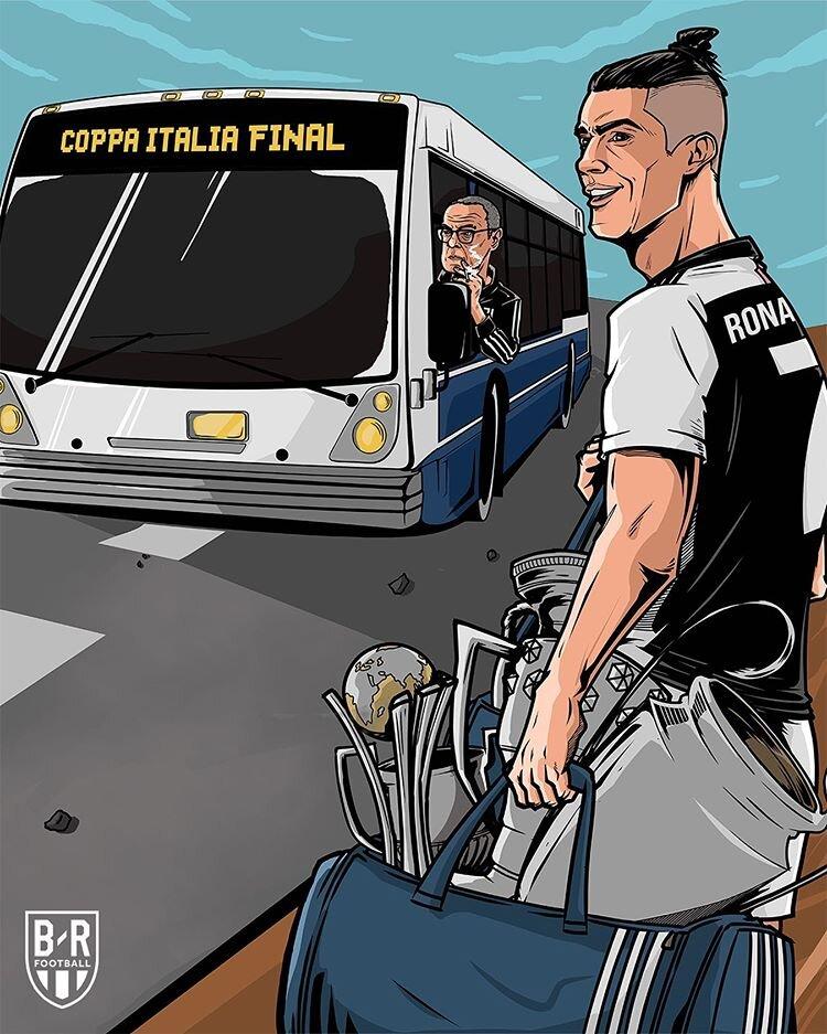 ببینید: رونالدو در انتظار یک جام دیگر!