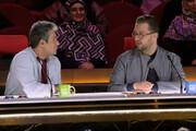 ببینید | اختلاف نظر بشیر حسینی و آریا عظیمی نژاد موقع داوری عصر جدید