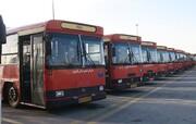 فعالیت ناوگان اتوبوسرانی قزوین با ظرفیت ۳۰درصد
