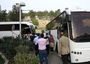 با تورهای گردشگری غیرمجاز در قزوین برخورد میشود
