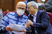 ببینید | دفاعیات وکیل طبری در جلسه سوم رسیدگی به اتهامات