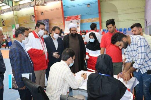 قدردانی مدیرعامل جمعیت هلال احمر لرستان  از حضور حماسی اعضاء در انتخابات مجامع هلال احمر