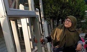 مادر شهید قدیانی درگذشت