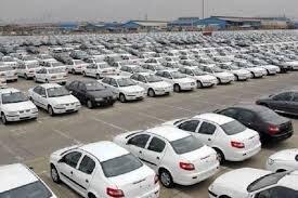 ۱۸۴ خودروی احتکار شده و بدون پلاک در قم کشف شد