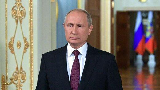 واکنش پوتین به تداوم اعتراضات در آمریکا