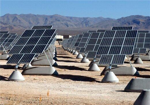 ۳۰۰ نیروگاه خورشیدی متصل به شبکه برق در استان خراسان جنوبی فعال است