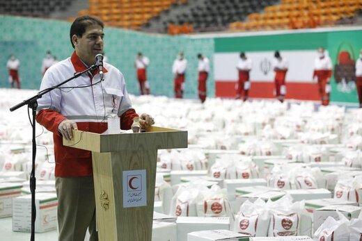 ايران تستلم 144 شحنة دولية لمعدات لمكافحة كورونا