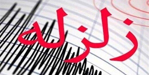 زلزله ۵.۱ ریشتری بیرم استان فارس را لرزاند