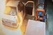 ببینید   لحظه وحشتناک شعلهور شدن پژو پارس هنگام بنزین زدن!
