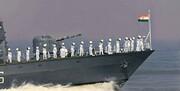 هند به خلیج فارس نیرو میفرستد