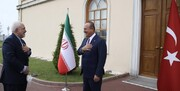 Iran, Turkey confer on regional issues