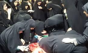 """مراسم تشییع مادر شهیدان """"سیفالدینیراد"""" فردا برگزار میشود"""