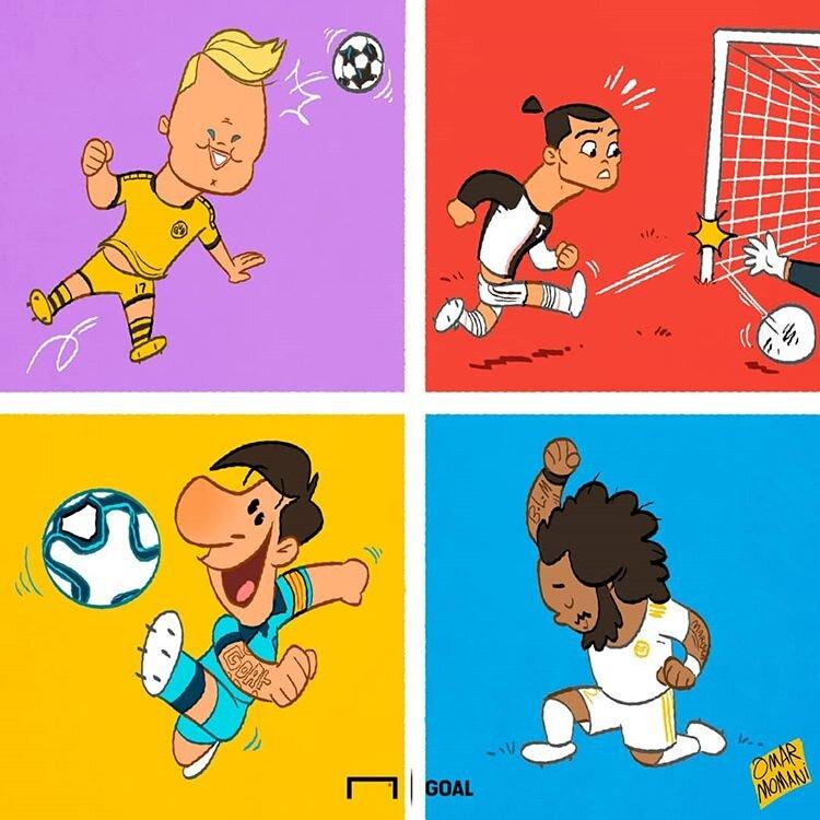 ببینید: فوتبال به اروپا بازمیگردد!