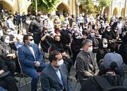 ببینید | اولین تصاویر از مراسم تشییع پیکر زنده یاد محمدعلی کشاورز