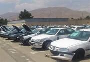 ۱۷۷ دستگاه انواع وسایط نقلیه مسروقه در بوشهر کشف شد