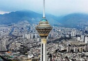 برج میلاد در حمایت از کودکان مبتلا به سرطان طلایی شد