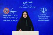 اجمالي الوفيات بفيروس كورونا في إيران بلغ 9863