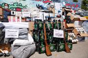 ببینید | دستگیری ۱۴۶۰ سارق و توزیع کننده مواد مخدر در تهران