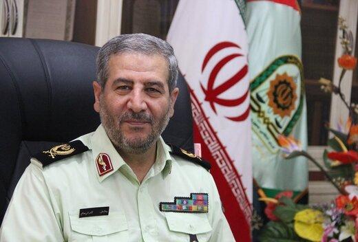 رئیس پلیس استان همدان: کشف بیش از ۹۰ کیلو گرم مواد مخدر و دستگیری ۷ نفر قاچاقچی در همدان