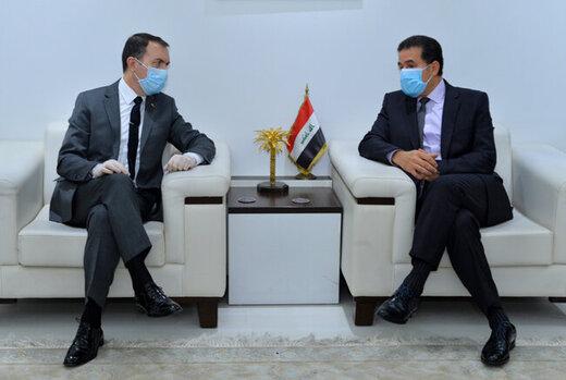 عراق، سفیر ترکیه را احضار کرد