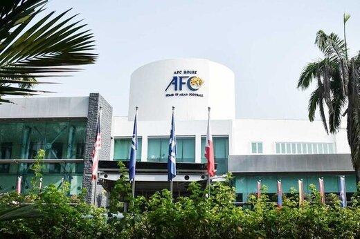 مراسم انتخاب برترین های فوتبال آسیا به تعویق می افتد