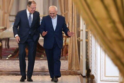 پاسخ وزیران خارجه ایران و روسیه به زمان بازگشایی پروازهای مسافری