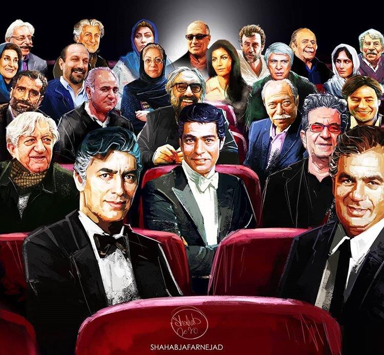 ببینید: سینما با اسطورههایش بازمیگردد