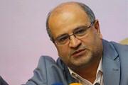 ببینید | شروع سیر نزولی کرونا در تهران از ۱۰ روز دیگر